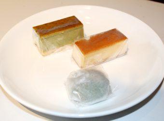 飛騨チーズケーキ/よもぎもち